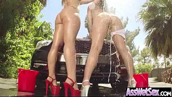 Big Ass Wet Girl (aj maddy) Get It Deep In Her Butt Hole clip-02