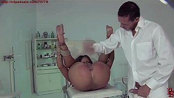 Male domination until she has her ruined bound orgasms. BDSM bondage sex movie.