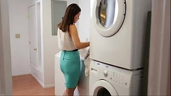 Kimberly Fucking In Laundry Room
