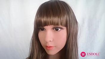 ESDOLL 158cm BBW Sex Love Doll American Sex Doll – Louis