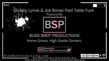 SLX.JB.01 Shelby Lynne & Joe Bonez Pool Table Fuck BSP PREVIEW