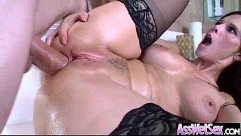 Lovely Cute Girl (syren de mer) Like Her Big Butt Nailed On Camera movie-23