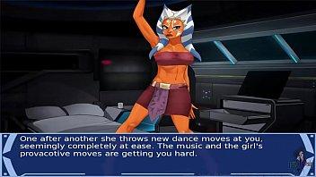 Star Wars Orange Trainer Part 23 cosplay bang hot xxx