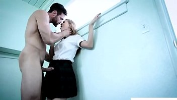 Father daughter school affair - family sex