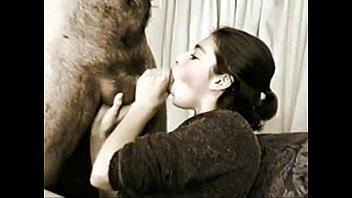 slut sucking big fat cock bear man