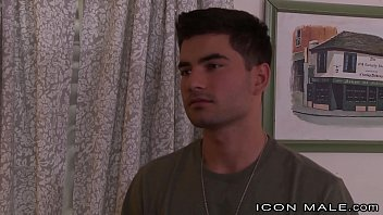 IconMale Army Hunk Vadim Black Gives it To Brandon's Hole