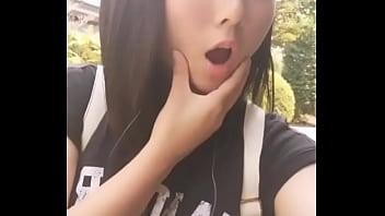 Japanese Tiktok girl shushu0915 15