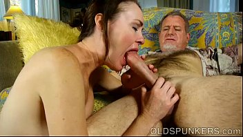 Super sexy slim old spunker is such a hot fuck and loves facials preview image