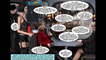 3D Comic: Battleforce Deliverance. Episodes 3