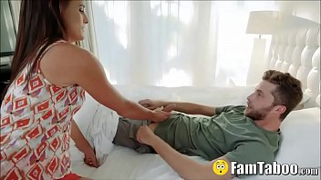 Mom Sucks Sickness Out Of Her Sons Well Hung Cock