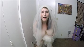 Wedding ass - Bride fucks best man before leaving to her wedding