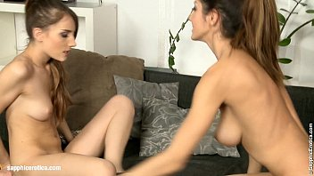 Tina B and Alice R in a nice lesbian scene by Sapphic Erotica