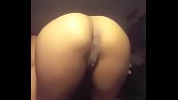 Jennifer Sanchez teasing her puffy pussy