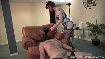 Ass kissing humiliation mistress - Swallowthat trailer