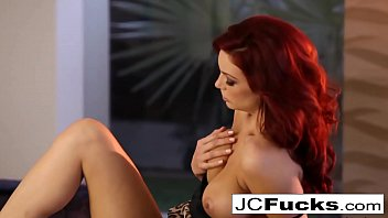 Romantic look into Jayden Cole's masturbation session