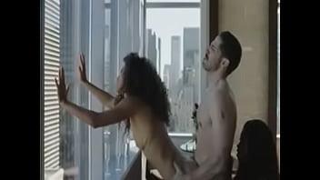 interracial threesome involving dre