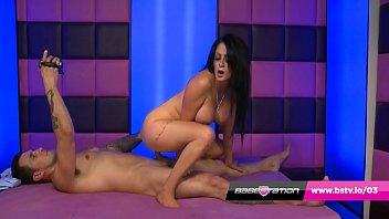 Saskia nude Montys castings - saskia gets fucked on set at babestation