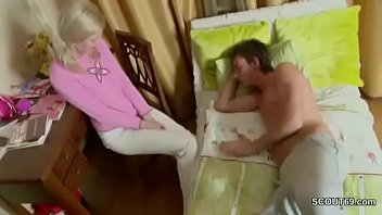 Petite stepsis Want to Lost Virgin and Step-Bro helps her