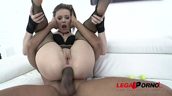 Sex Princess Timea Bella every hole double and triple smashed - she loves it!