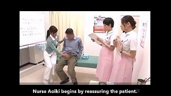 Japanese Nurses Swallow Endless Sperm - Starring Megumi Shinu