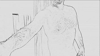 shower 'n shave
