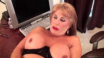 Video sharing mature Slutty mature blonde rae hart prefers posing and playing with her sissy