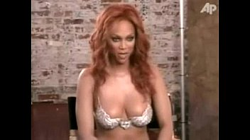 Tyra banks blowjob