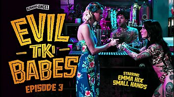 Evil Tiki Babes Emma Hix