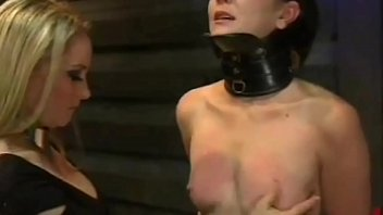 Petite tit slap training