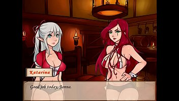 The Wind's Disciple: Chapter 6 - Janna Learns To Serve Drinks Properly