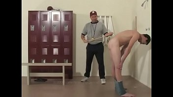 Gay canings Spanking brian and the coach late again by el bob crashtestbobby