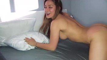 Fun Romp In Bed