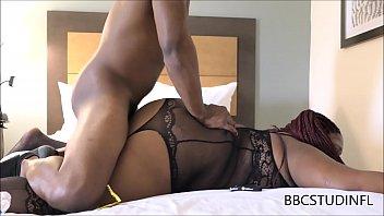 Sexy Black BBW Loves To Fuck BBC Stud