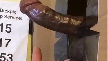 Eating BBC Sperm