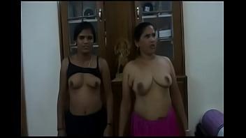 Indian milf gallery Telugu aunties threesome