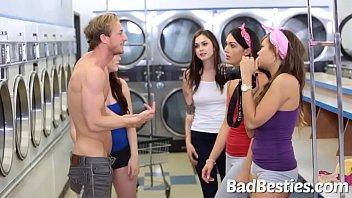 Laundry Day Fuckfest