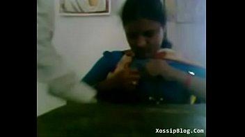 Andhra School Teacher Boobs Pressed صورة