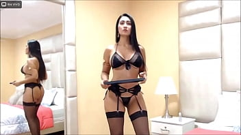 tits latina LaurenVenezs- Modelo webcam latina muy sexy