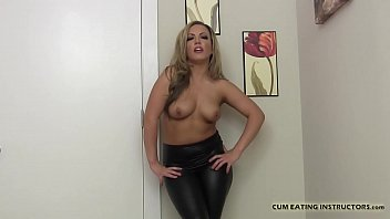 Making you eat your cum is so much fun CEI