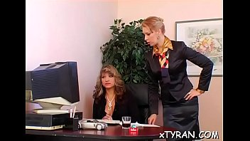 Forced blow job movies - Sexy playgirl forced into lesbo sex