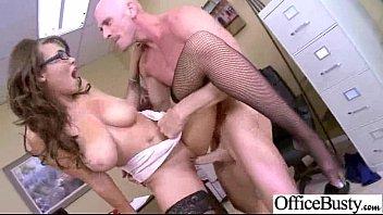 (cassidy banks) Office Horny Big Tits Girl Enjoy Hard Nail video-10