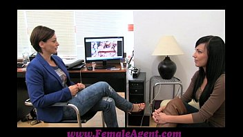 FemaleAgent Beautiful webcam model steals the show