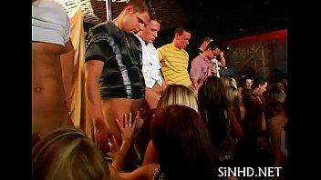Clip club strip tease video - Steamy sexy club actions
