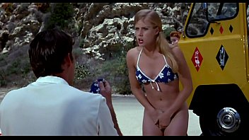 Beach celeb nude Amy adams - psycho beach party