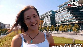 Young teen fucks picks Junge 18 jährige au pair touristin teen von deutschem mann in berlin über erocom date abgeschleppt und ohne gummi gefickt