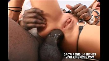 Hot MILF Bonny Bon Nailed In The Ass By A Huge Black Dick