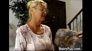 Granny fucks son mpegs - Horny granny riding her big son in law