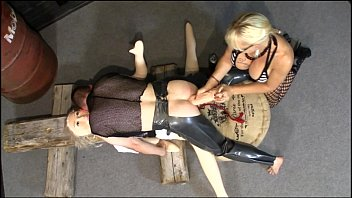 Lady godiva domination Norwegian monicamilf as the dirty pegging nun part2