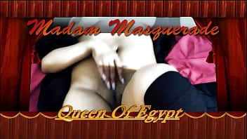 Madam Masquearade is The Egyptian Goddess