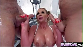 Deep Anal Sex With Big Round Butt Hot Girl (Phoenix Marie) vid-27